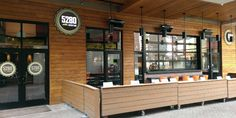 """5280 Burger Bar Denver. 5280 Burger Bar serves up Colorado beef and craft beer. The food is fresh with made-from-scratch buns and ice cream. The ice cream shop inside sells """"shaketails"""" which are adult milk shakes and they are awesome. Awesome ice cream!!"""