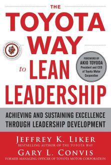 toyota way lean leadership liker convis
