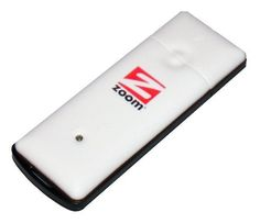 Zoom 4598 3G+ Unlocked USB Modem - wireless by Zoom Telephonics. $45.00. Zoom 4598 3G+ Unlocked USB Modem - Wireless cellular modem - external - USB 2.0 - GSM, GPRS, UMTS, EDGE, HSDPA, HSUPA - 7.2 Mbps. Save 31% Off!