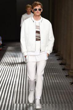 NEIL BARRETT FW15 Mens Fashion Week
