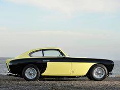 "1952 Ferrari 212 Inter Vignale Coupe ""bumblebee"""