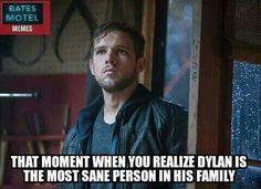 Dylan #BatesMotel