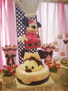 Minnie Mouse Birthday Party Ideas | Photo 24 of 29 | Catch My Party