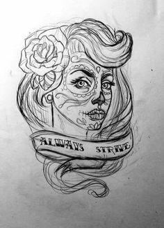 my boyfriend's tattoo🔥 #tattoo #tattoos #candyskull