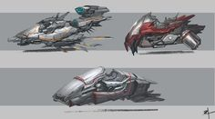ArtStation - bike, pu reum lee