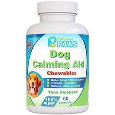 Particular Paws Dog Calming Aid Time Released60 Chewables ** You can find out more details at the link of the image.Note:It is affiliate link to Amazon.