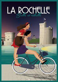 AFFICHES - DOZ affiches vintage