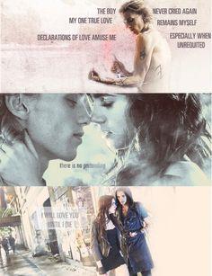 Their love is legendary +.+