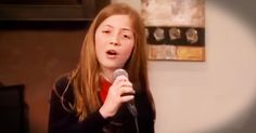 Lexi Walker's beautiful voice never fails to stun me. But when you hear Lexi's touching version of 'Prayer of the Children' you'll get goosebumps. WOW that voice! Who else can't wait to see where her love of Christ and beautiful gift will take her?