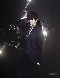 Leo Concept Photo  #Eternity (cr. Twitter / VIXXDaily)