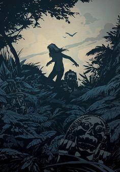 Johnny Dombrowski illustration, http://www.juxtapoz.com/illustration/johnny-dombrowski-illustration