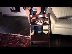 Installation du babyset - Stokke Tripp trapp - YouTube