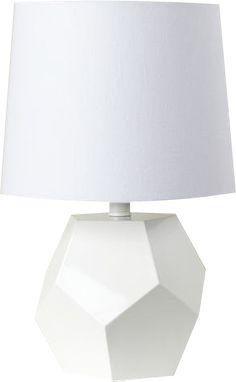 White Rock Lamp