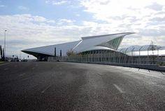 Santiago Calatrava - Sondika Airport Bilbao Spain - 1990-2000
