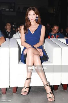 Model Lin Chi-ling attends a commercial activity on September 2017 in Beijing, China. Lin Chi Ling, Beijing China, Commercial, Asian, Activities, September, Sexy, Model, Beauty