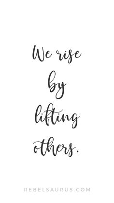 Inspirational Boss Lady Quotes - Katie Harp Creative We rise by lifting others. Short Inspirational Quotes, Inspirational Artwork, Inspirational Quotes For Entrepreneurs, Motivational Quotes For Women, Entrepreneur Quotes, Inspiring Quotes About Life, Positive Quotes, Quotes About Good Days, Motivational Quotes For Success Positivity
