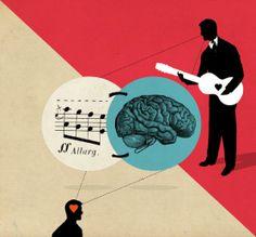 Emmanuel Polanco + Colagene, Illustration Clinic