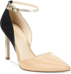 Nine West Time For Sho Two Piece Pumps