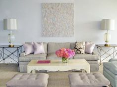 dreamy living room