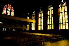 Sanctuary in First United Methodist Church, Downtown Kalamazoo!