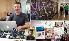 Facebook exposed in ex-employee Antonia Garcia Martinez's Chaos Monkey tell-all book | Daily Mail Online