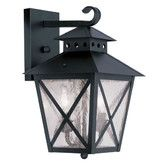 Found it at Wayfair - Montgomery 2 Light Outdoor Wall Lighting