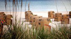 Scharbeutz Strand an der Ostsee
