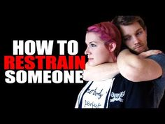 How To Use Wrestling and Jiu Jitsu Restraint Techniques in Self Defense Shane Fazen | fighttips.com #streetfight #selfdefence
