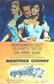 Raintree County (film) - Wikipedia, the free encyclopedia
