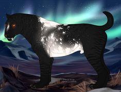 Hades 21623 by TotemSpirit on DeviantArt Fantasy Drawings, Fantasy Art, Cartoon Dog Drawing, Big Wolf, Story Drawing, Fantasy Beasts, Animal Sketches, Drawing Sketches, Warrior Cats