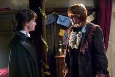 HARRY POTTER AND THE GOBLET OF FIRE, Daniel Radcliffe, Rupert Grint, 2005, (c) Warner Brothers