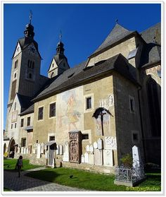 St. Mary's Church (Maria Saal), Carinthia, Austria Copyright: Wolfgang Forcher