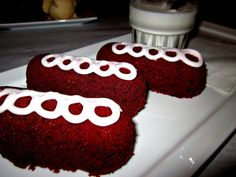Red Velvet Twinkies!