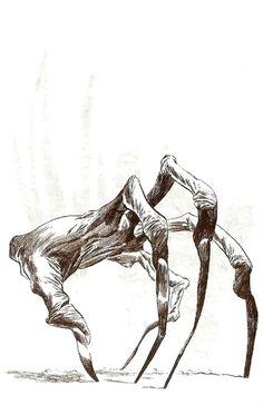 David McKean aka David Jeff McKean (English, b. Maidenhead, Berkshire, England) - Illustration from Neil Gaiman's book Coraline, 2002 Drawings Coraline Art, Art Sketchbook, Drawings, Mckean, Gaiman, Art, Dark Art, Coraline, Creepy Hand
