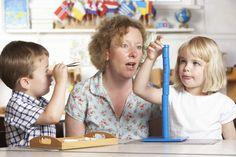 Como seria se seu filho estudasse pelo Método Montessori?