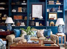 The Chinoiserie Home