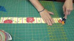 Make a Friendship Braid Quilt Using the Binding Tool