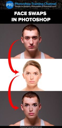 Video tutorial showing you how to Swap faces In Photoshop.  After watching this…