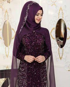 Niqab Fashion, Modesty Fashion, Fashion Outfits, Bridal Hijab Styles, Hijabi Gowns, Muslimah Clothing, Hijab Evening Dress, Hijab Style Tutorial, Ted Baker