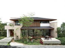 和モダン|住友林業|建築|Klass Design(クラスデザイン)の高級注文住宅
