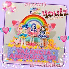 Aikatsu Birthday Cake