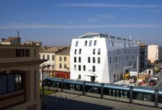 Seeko'o Hotel, Bordeaux with DuPont™ Corian®