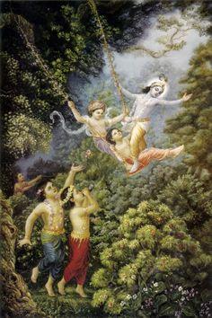 universo Radhe Krishna