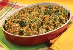 Crock Pot Cheesy Broccoli Casserole