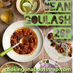 This recipe first appeared in my cookbook, A Girl Called Jack. I originally adapted this from a beef goulash recipe in the Abel and Cole cookbook, but tweaked it and tampered with it in the way tha… Vegetarian Recipes Easy, Veggie Recipes, Real Food Recipes, Veggie Dinners, Free Recipes, Soup Recipes, Yummy Food, Beef Goulash, Goulash Recipes