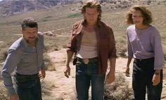 Tremors, I have to admit to loving it just a little bit!