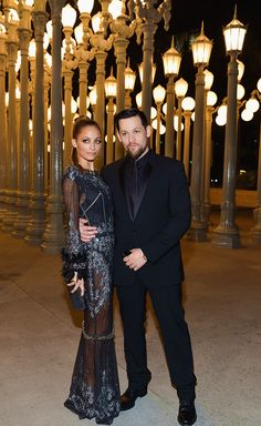 Nicole Richie and husband
