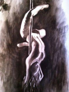 drawing last year #poledance  2013-09-08 18.10.52 by kittyshaun.deviantart.com on @deviantART