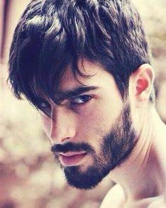 Hot Men, Best Beard Styles, Sexy Beard, Beautiful Men Faces, Handsome Faces, Facial Hair, Male Beauty, Haircuts For Men, Bearded Men