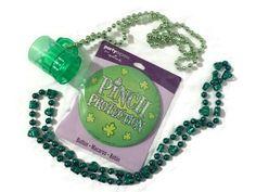 Party Favor Patricks Day Plastic Stretch Bracelet amscan St
